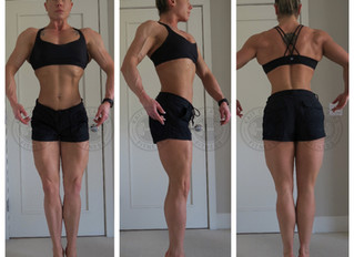 11 Weeks Out: Measurements + Progress Pics