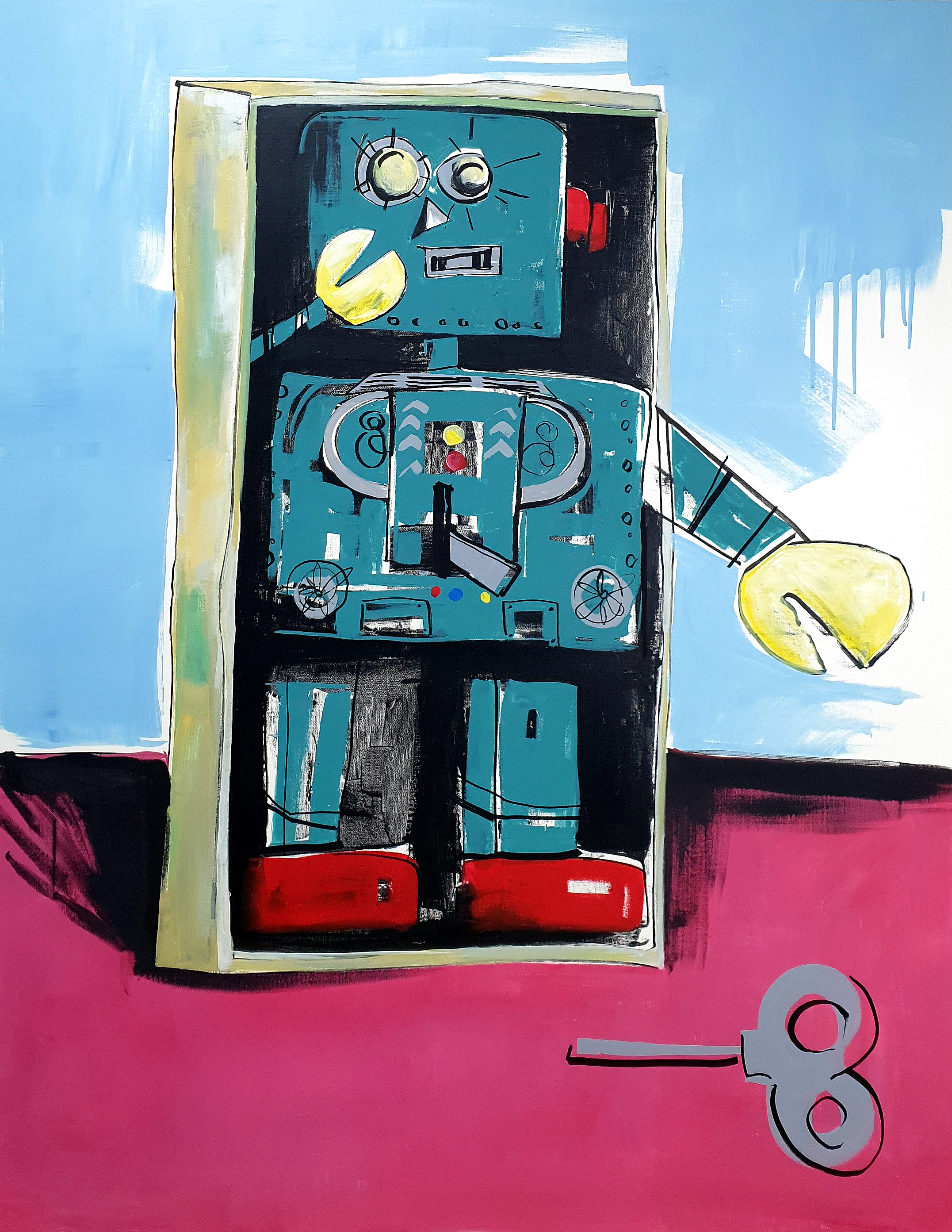 Robot unboxing series 01