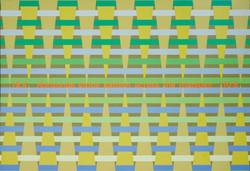 전영진, Horizontal stripe pattern (중략)