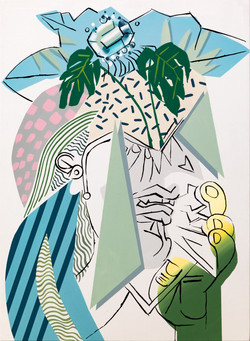 Picasso weeping woman 02