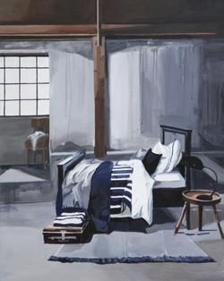 김강원, cozy bed room
