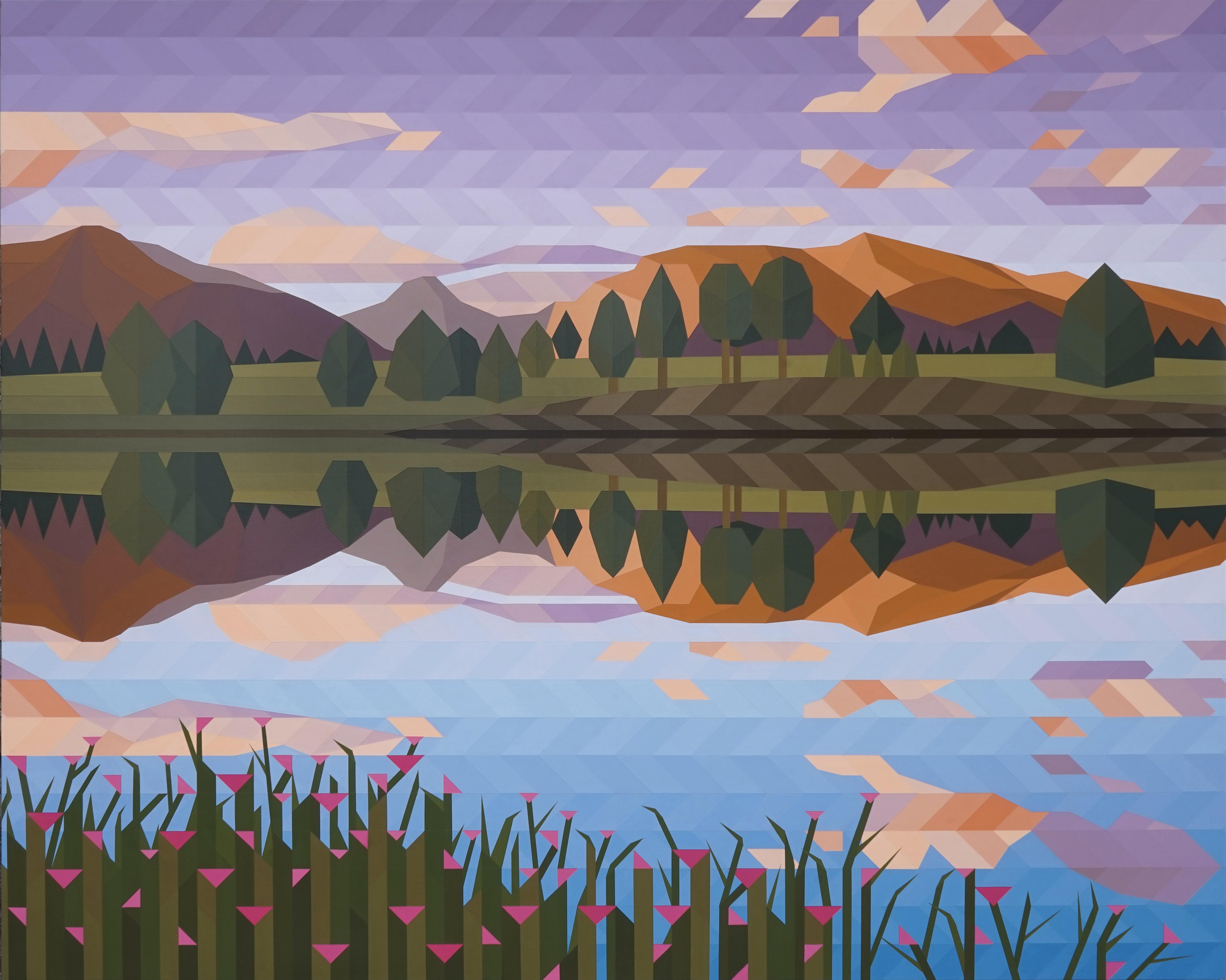 전영진, Painting for painting 18no03