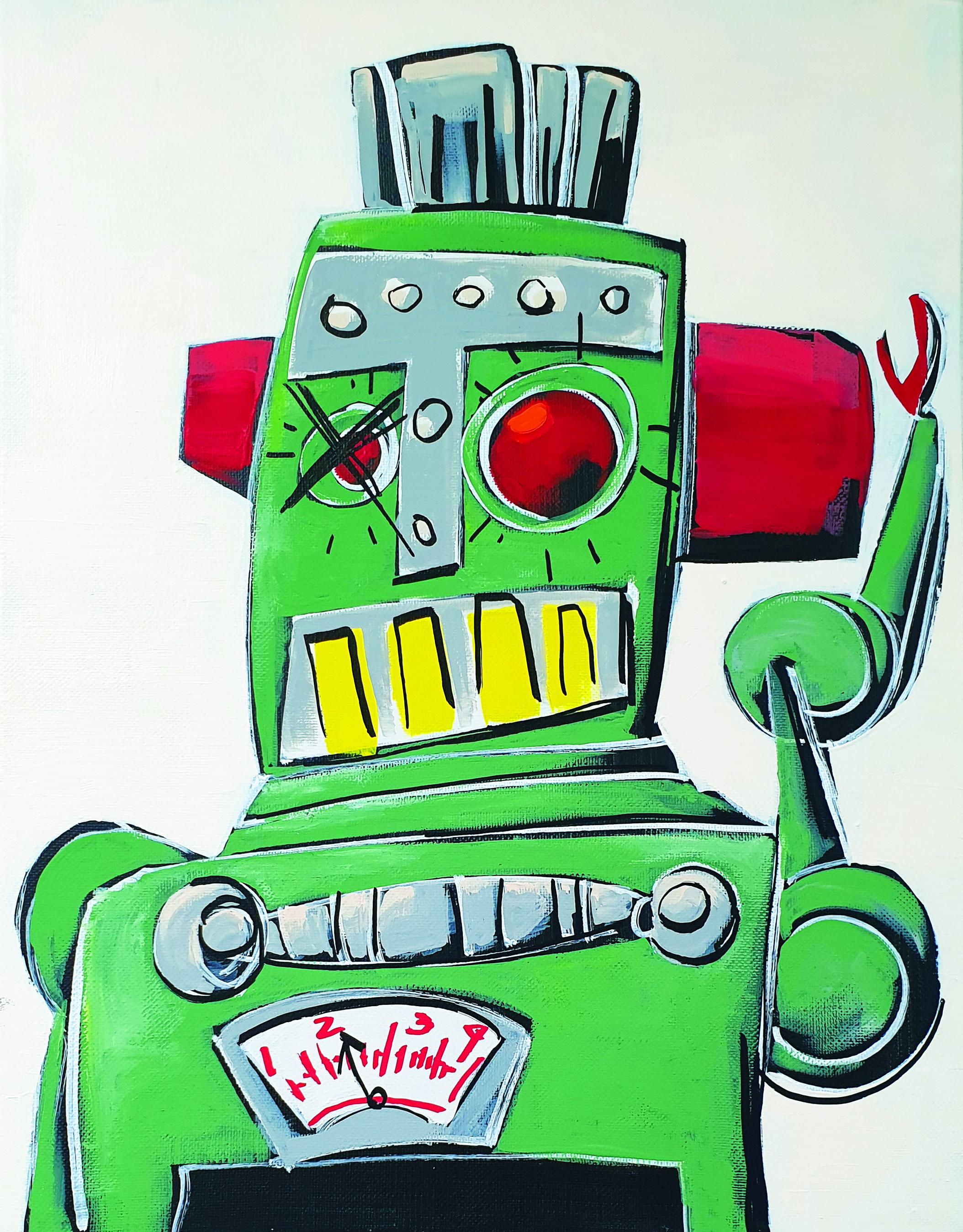 Robot series 02