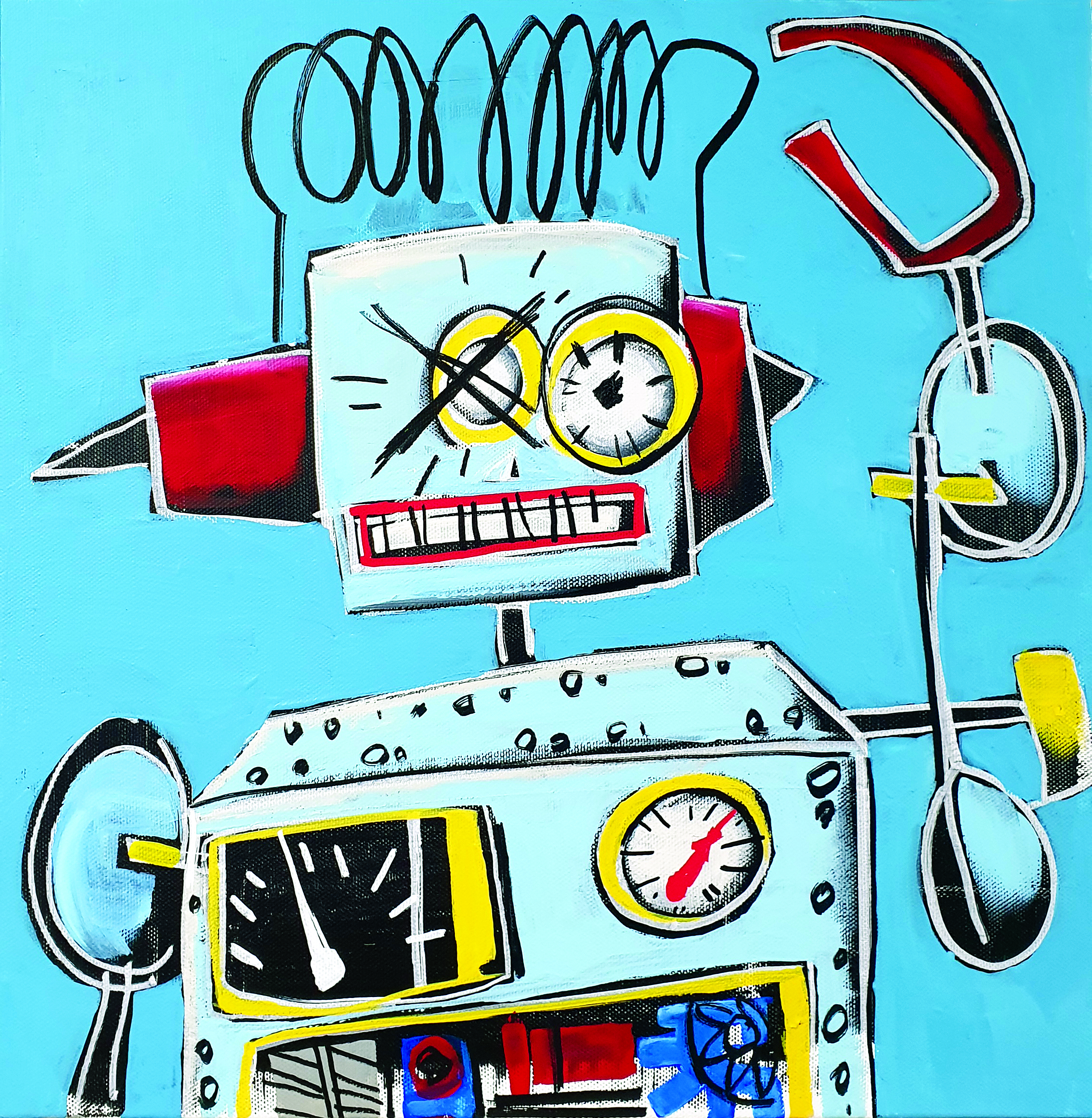Robot series 04