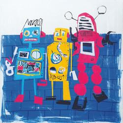 Tin toy series 07