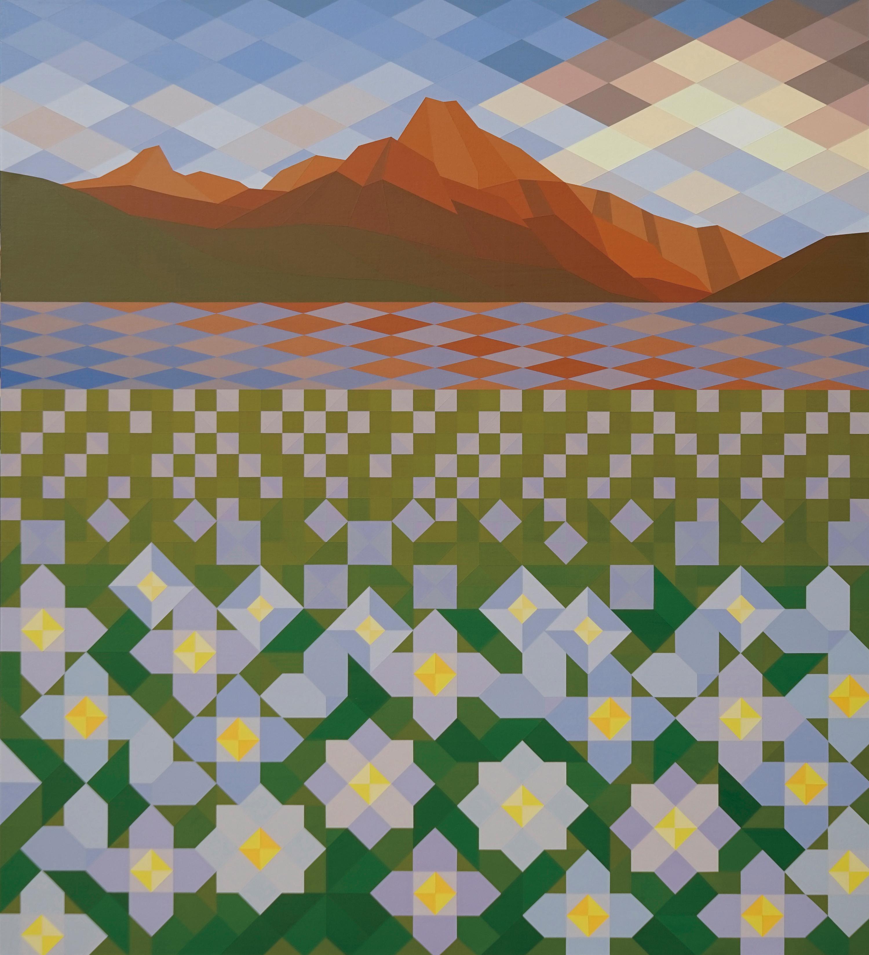 전영진, Painting for painting 18no10