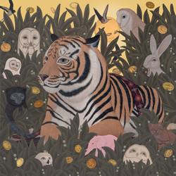 Tiger in the Secret gaeden