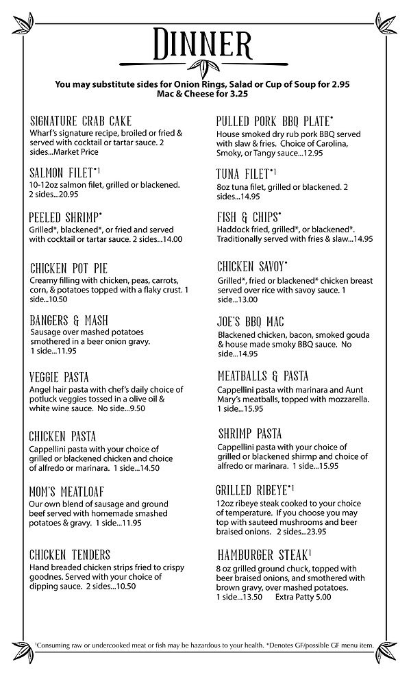 2020 WHBC menu page 5 entrees DINNER_1.j