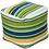 Thumbnail: Stripe Pouf