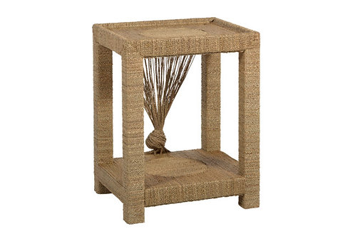 Tweed Side Table