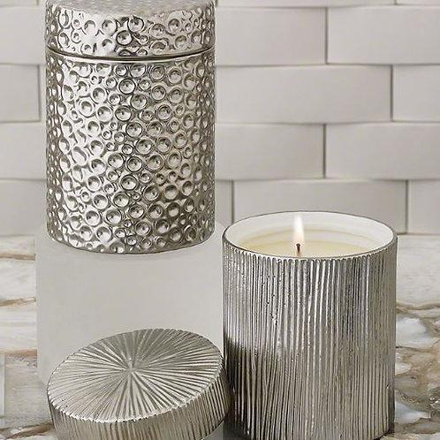 Ocean/Moonscape Jar Candle