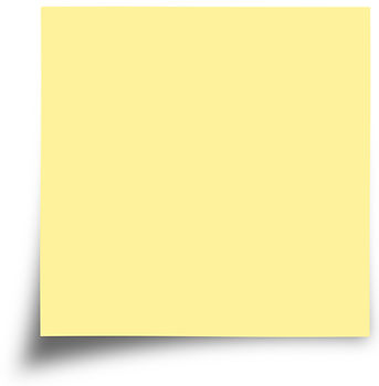 Visualisierung mit Post it