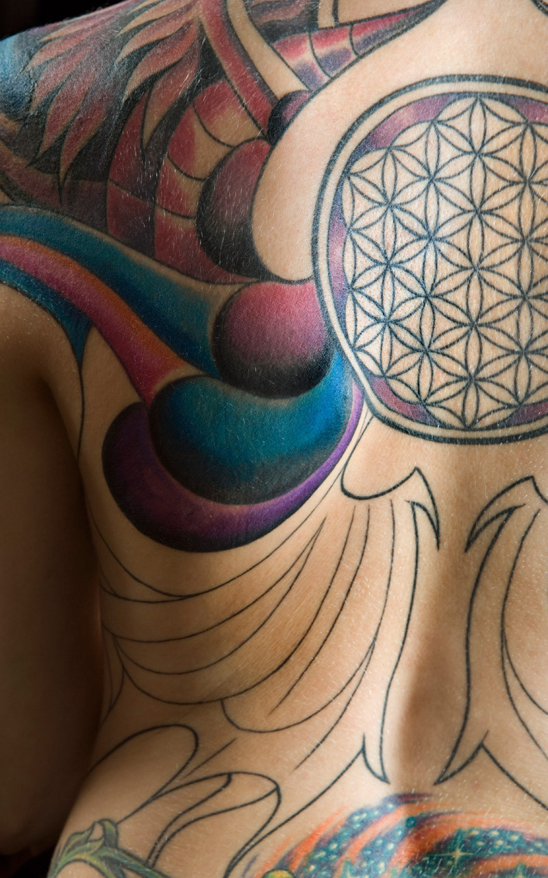 TATTOO BALM helps bring out the true colours and sofents skin   made for SKIN skin and body care