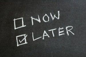Why Delayed Self Gratification Is Important