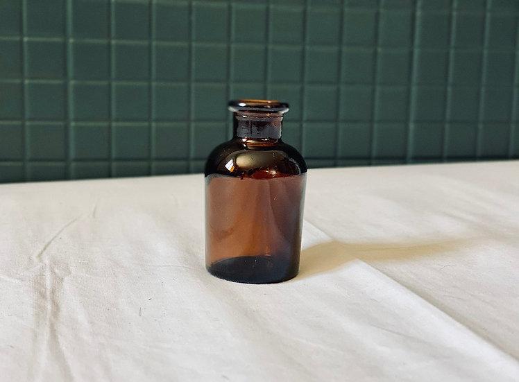 Botella ambar 8cm