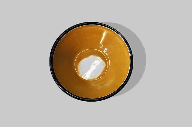 Bowl Enlozado Soup Mostaza