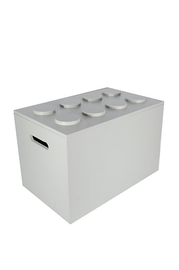 Caja Lego gris