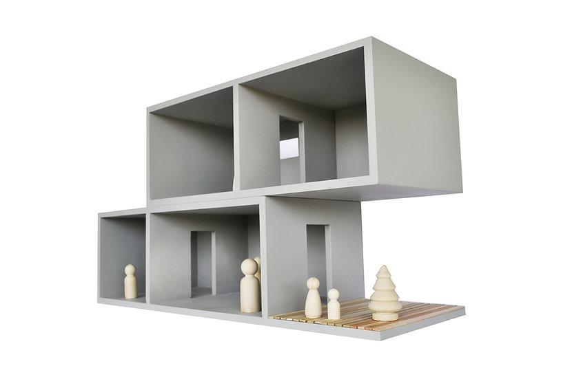 Modern Haus / Casa de juego