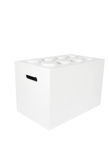 Caja Lego blanca