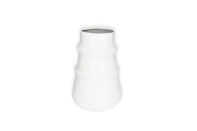 Florero Blanco XL