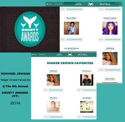 The Shorty Awards 2014