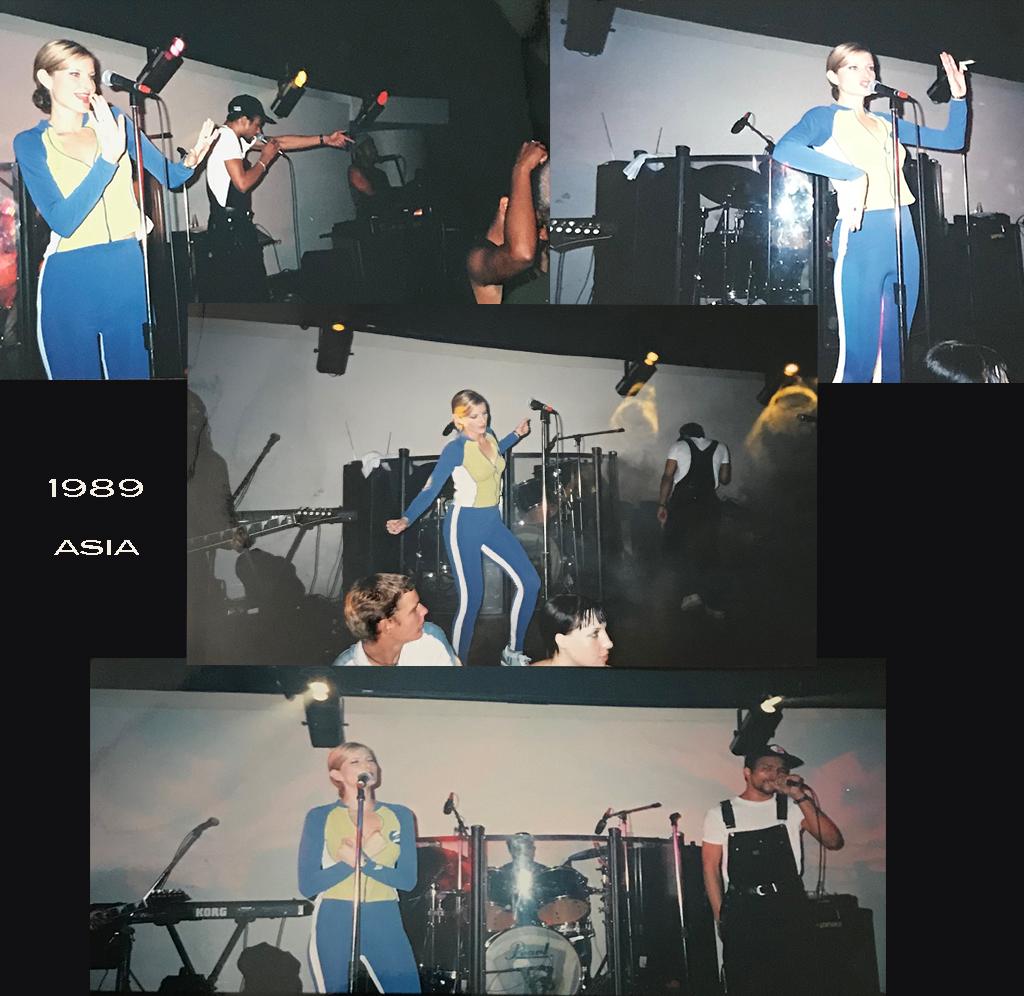 1989 Asia (Residency Bangkok & Jakarta)