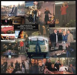 USA & Canada Gospel Tour 2003/2004