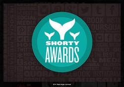 Shorty Award Nominee 2014