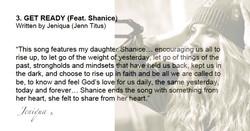 Jeniqua EP 'GET READY Feat. Shanice