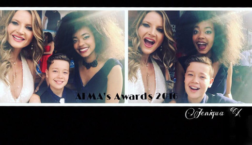 AIMAS Awards Red Carpet