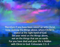 Resting in Christ