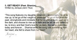 GET READY Feat Shanice