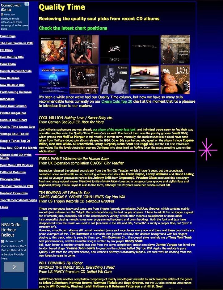 Soul Express Review 2010