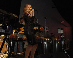 Performing in Chicago