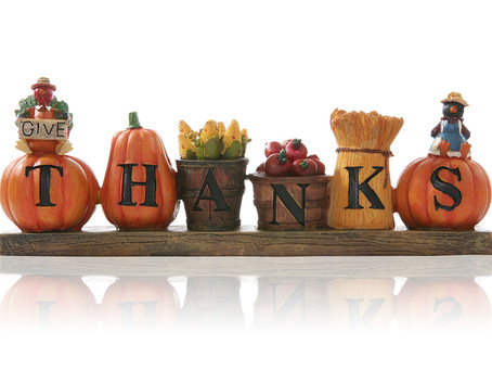 Food For Thought: Thanks Giving
