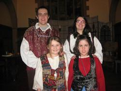 My Big Fat Medieval Wedding