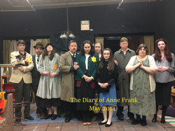 Diary of Anne Frank 2014