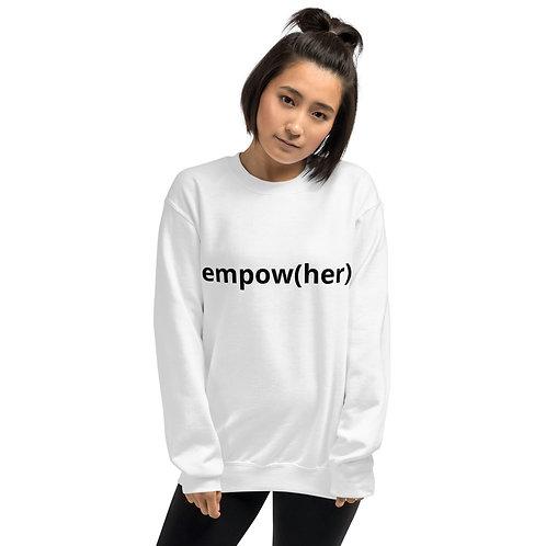 empow(her) - Classic Unisex Sweatshirt