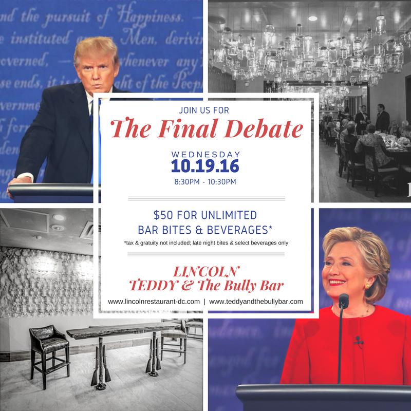 The Final Debate