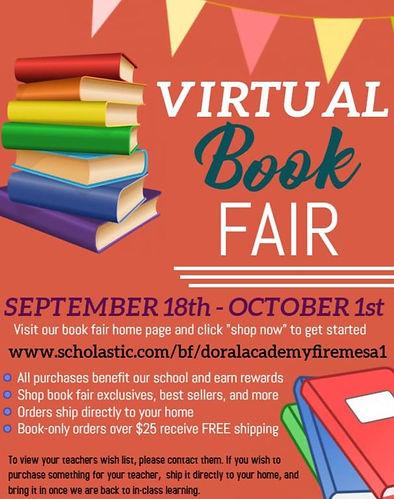 PTSO Virtual Book Fair Flyer Fall 2020.j