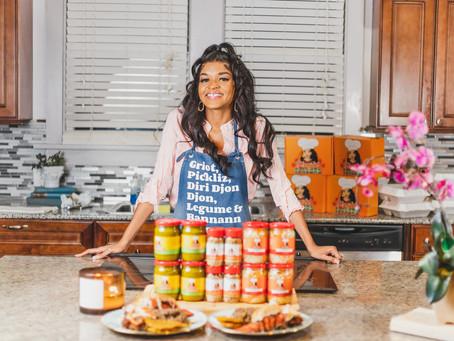 Culinary Brand Portraits | International Portrait Photographer | Kreyol Flavors