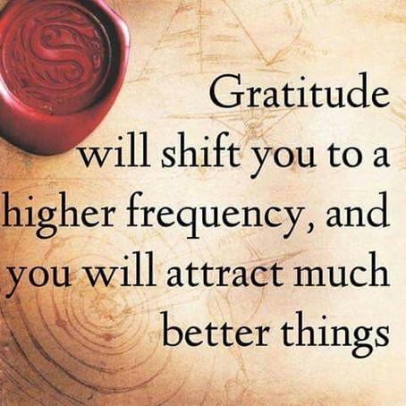 ⚘⚘Enchanted Flower Healing 31 day Gratitude challenge