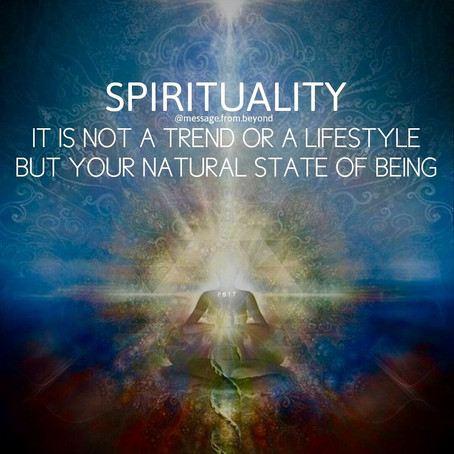 Being Spiritual isn't a trend!!!