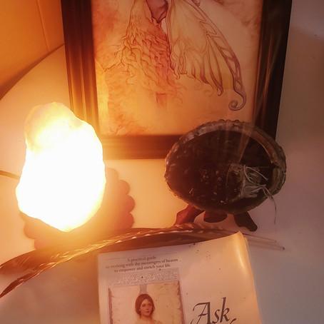 ⚘⚘Enchanted Flower Healing gratitude challenge: