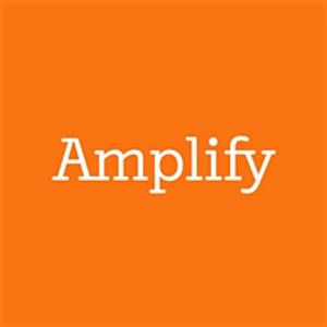 Image with the word Amplify