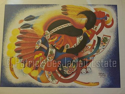 Chippewa Dancer - 1970
