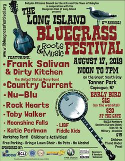 bluegrass festival 2019
