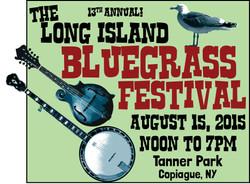 bluegrass festival logo
