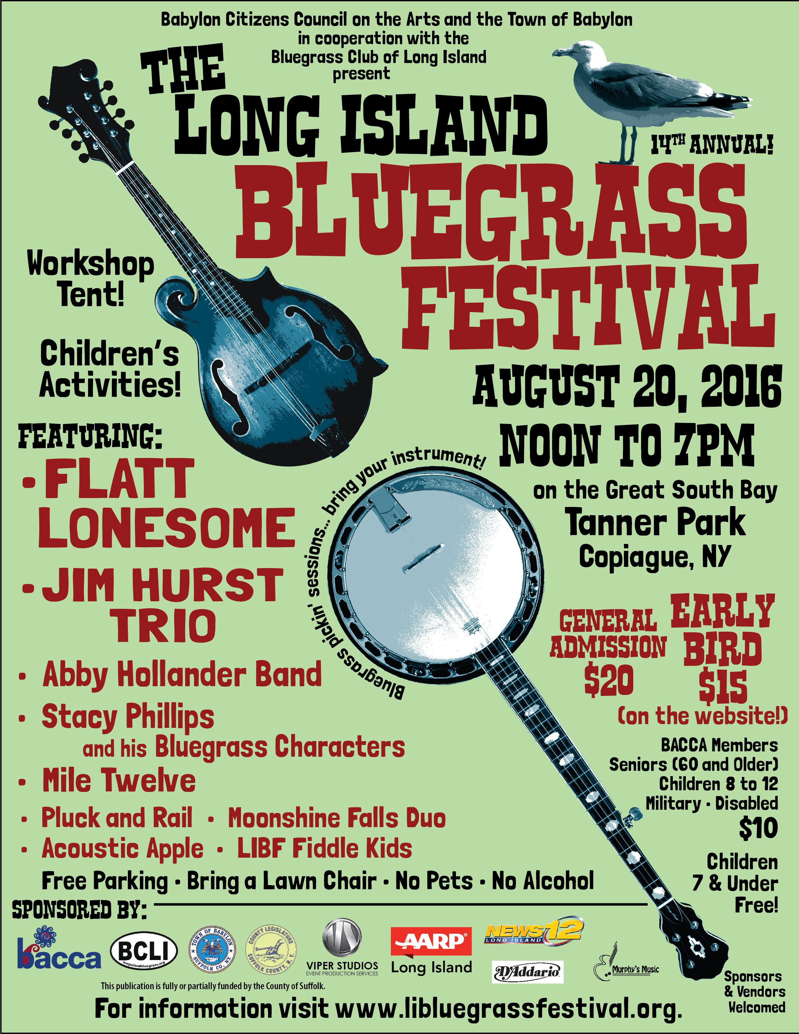 bluegrass festival 2016-2