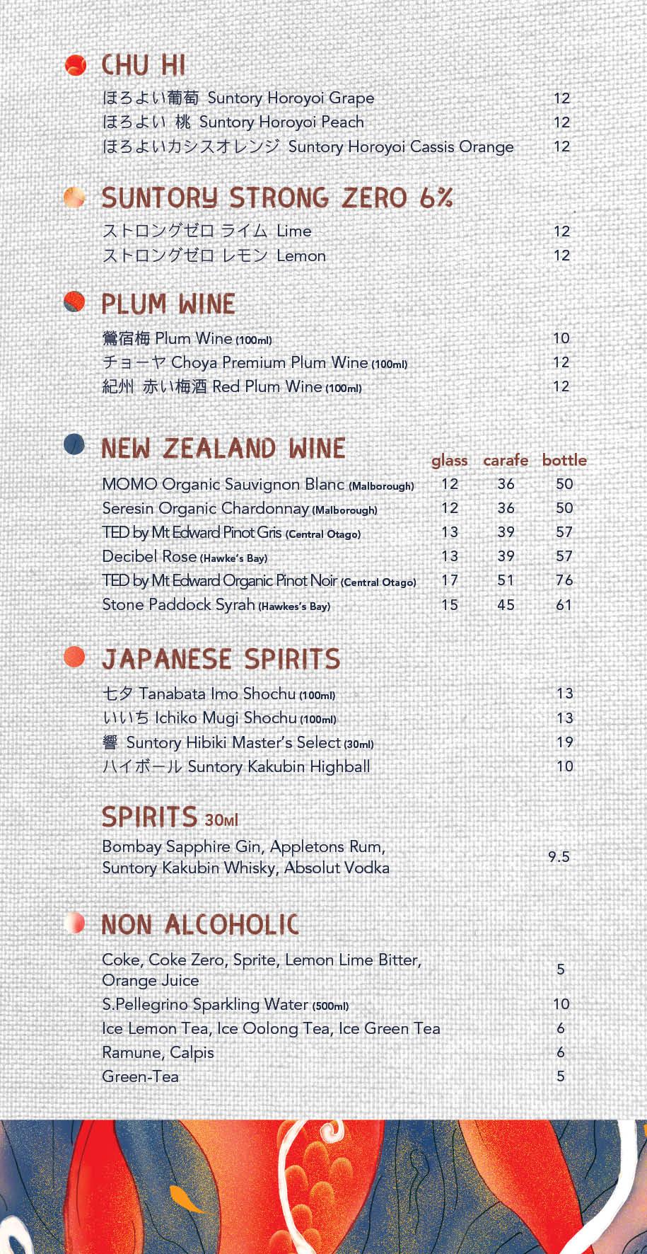 Wine list 20202
